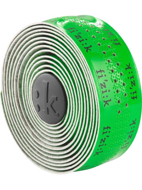 Fizik Superlight Glossy nastro manubrio Fizik Logo verde